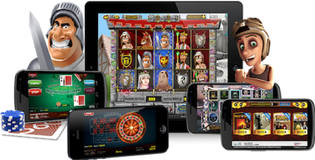 Casino Games for Mobile That Are Offered Today