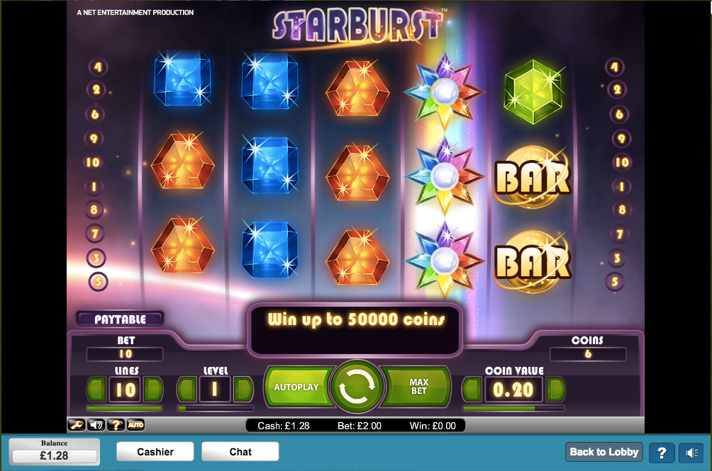The Most Popular Online Casino Fruity Machines of Last Year
