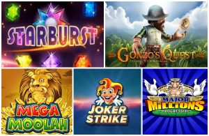 Top 3 Slots Games Online – Best RTP Games x Player Experience!